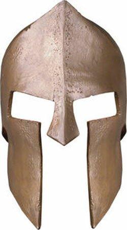 300 Spartan Helmet Prop Replica