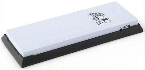 Ceramic Water Sharpening Stone 240 Taidea T7024w Knife