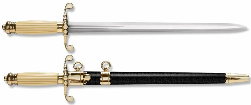 Cold Steel Officer's Five Ball Dirk