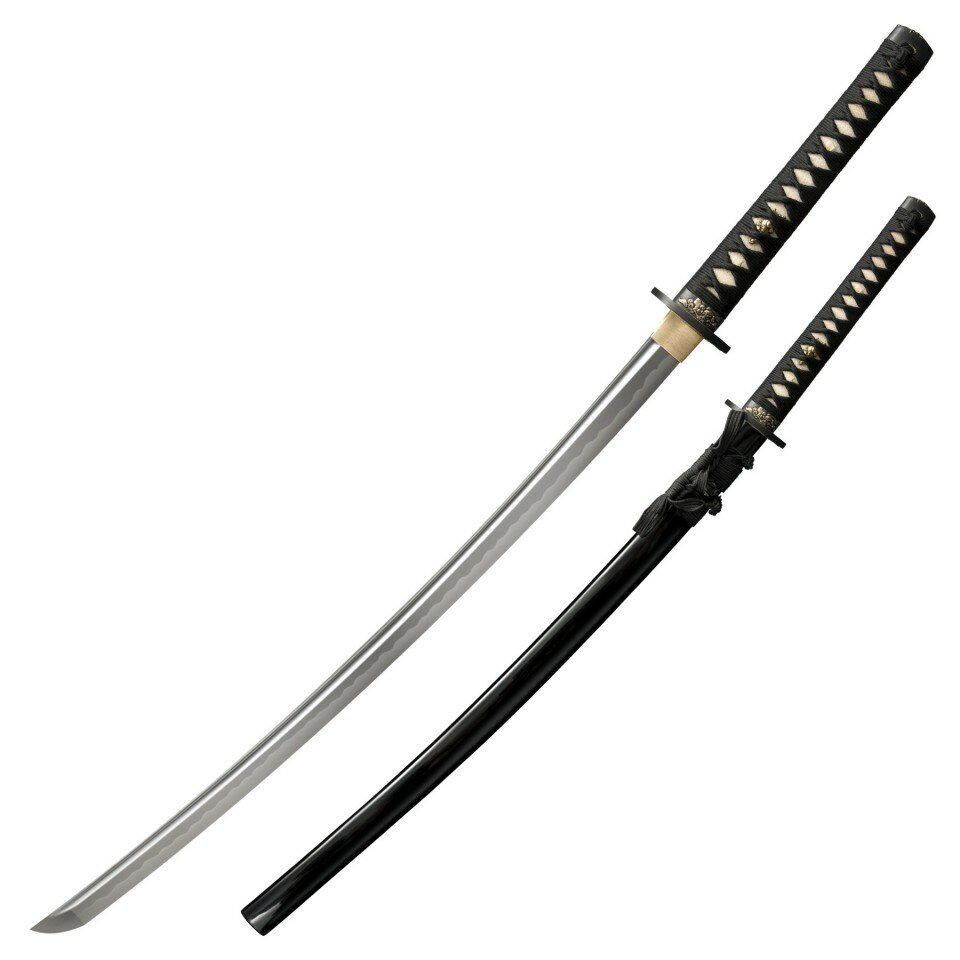 Cold Steel Gold Lion Katana Sword