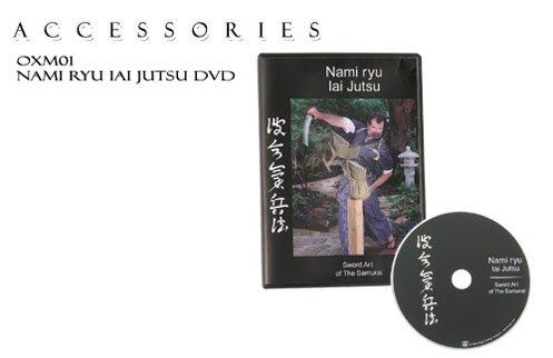 DVD - Nami Ryu Iai Jutsu