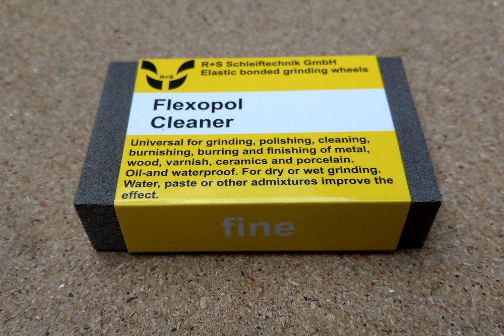 Flexopol Cleaner Fine - grinding rubber