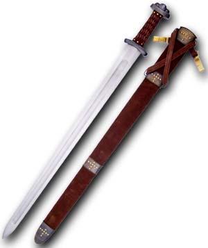 ''Godfred'' Viking sword