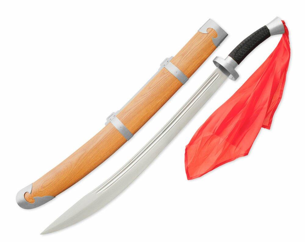 Hanwei Ox-Tail Dao Kungfu Sword