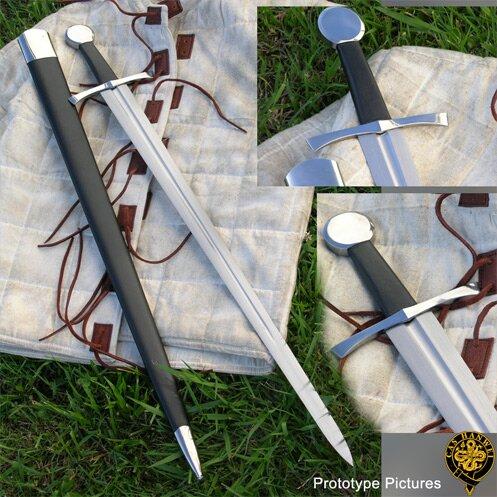 Hanwei Early Medieval Single Hand - Tinker Pearce Sharp