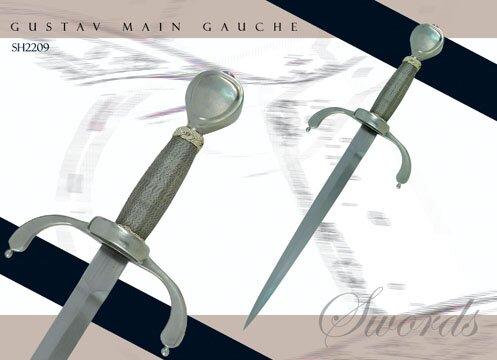 Hanwei Gustav Main Gauche