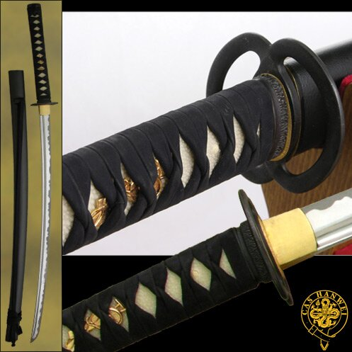 Hanwei Musashi Iaito
