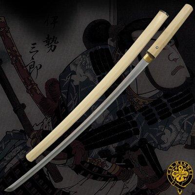 Hanwei Tiger Folded Blade in Shirasaya