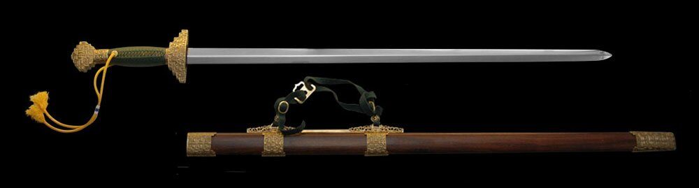 Imperial Qing Sword (Tien Di Ren Jian)