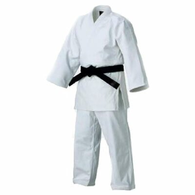 Judogi white single 12oz