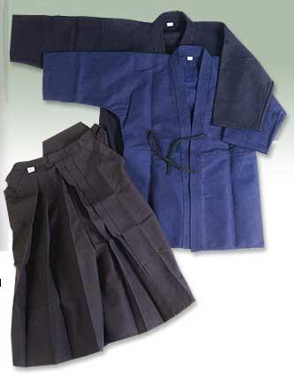 Kendo Jacket Blue