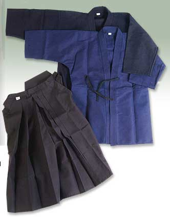 Kendo Jacket Blue