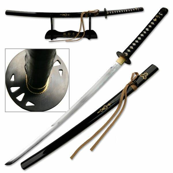 Kill Bill Hand Forged Hattori Hanzo Sword