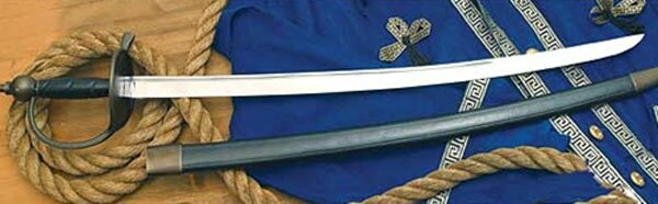 Pirate Captains Hanger Sword