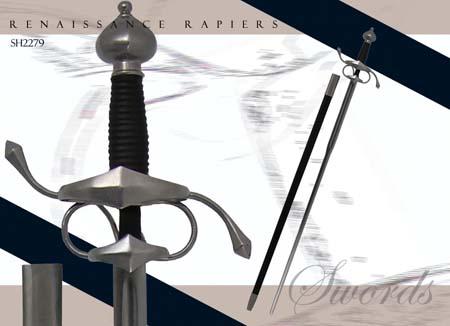 Practical blade for Side Sword
