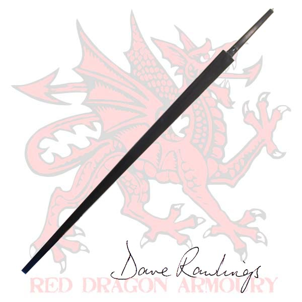 Rawlings Xtreme Synthetic Sparring Longsword Blade