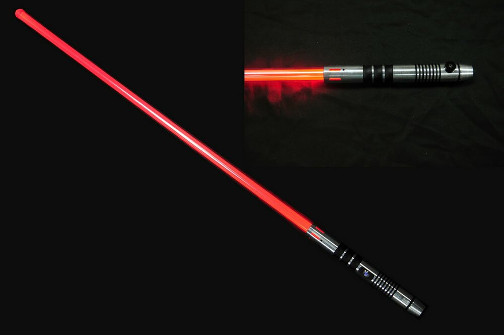 Red Lightsaber - No Sound Version