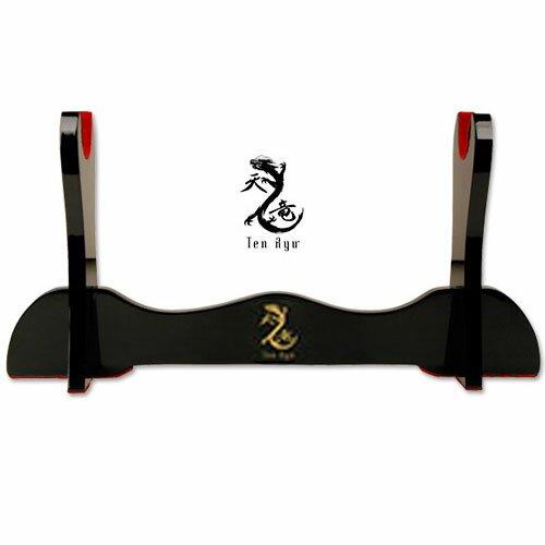 Single Sword Table Display Stand