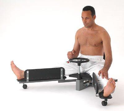 Stretching Machine - Black