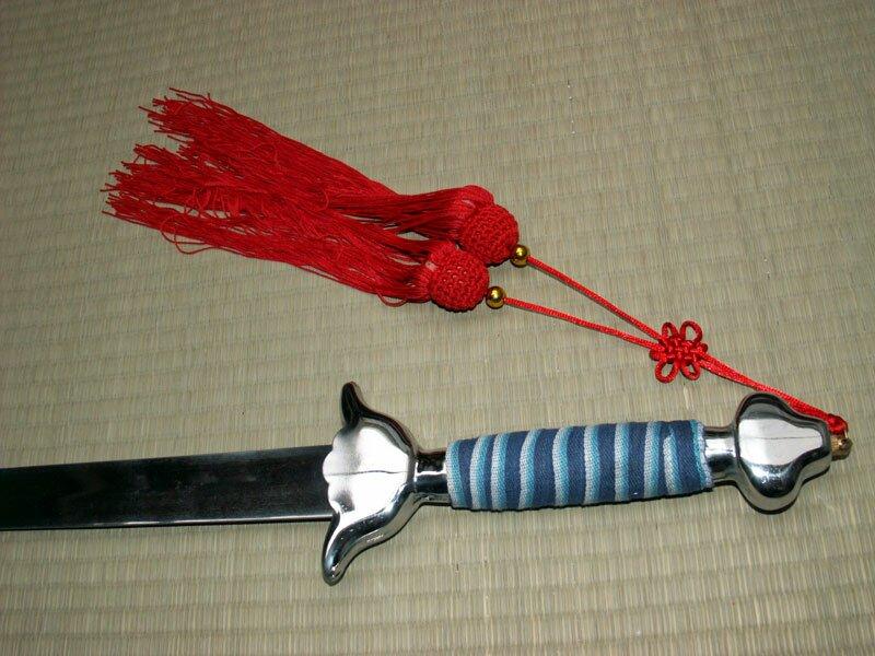 Tai Chi Flexible Sword Steel 38