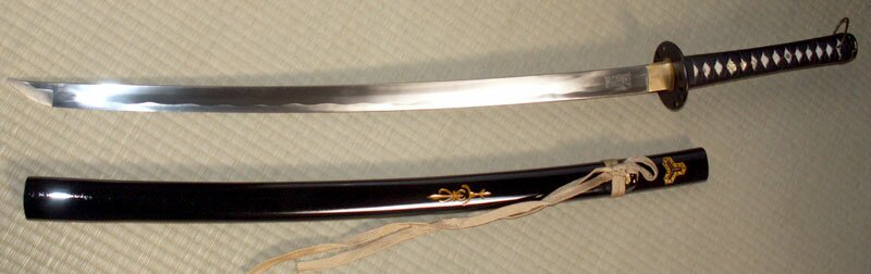 Ten Ryu Handforged Kill Bill Katana - Bride Sword