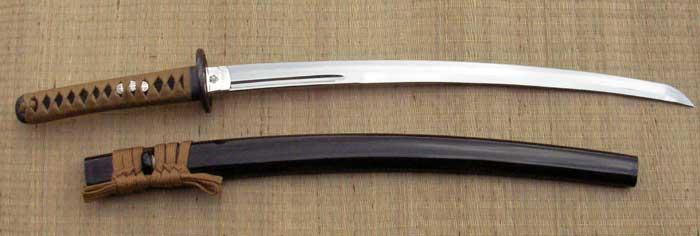 Thaitsuki Kanshiki Wakizashi