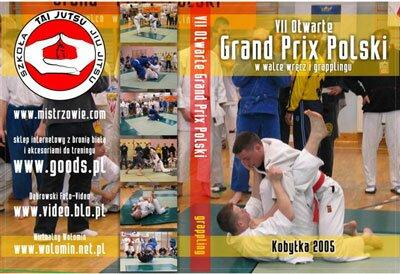 VII Polish Open Championschip - fighting, grappling